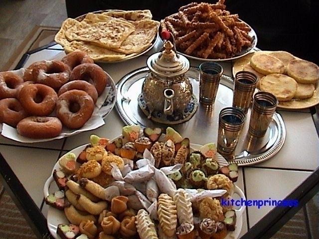 traditional food Algeria - kemilaha | ello