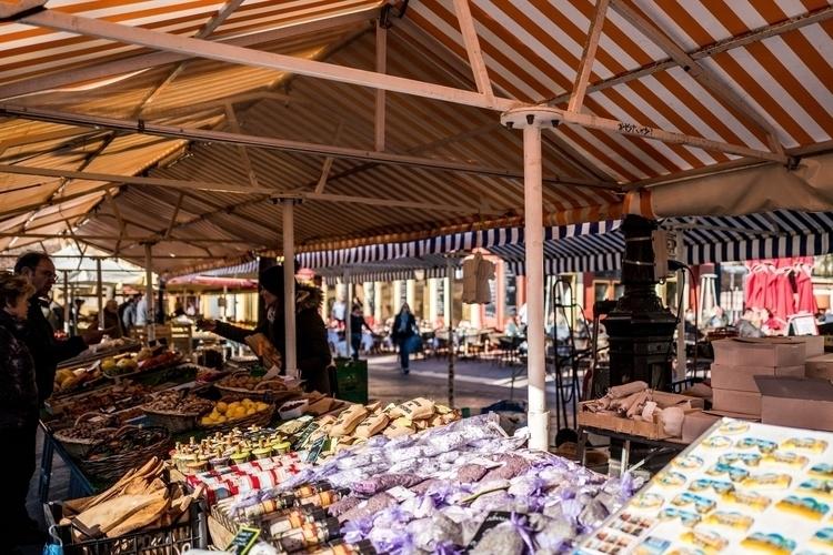 French Market - Nice, FrenchMarket - nickdelrosario | ello