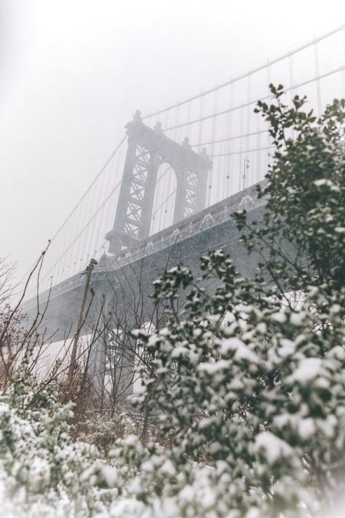 Manhattan bridge - photography, bridges - tseringzzz | ello