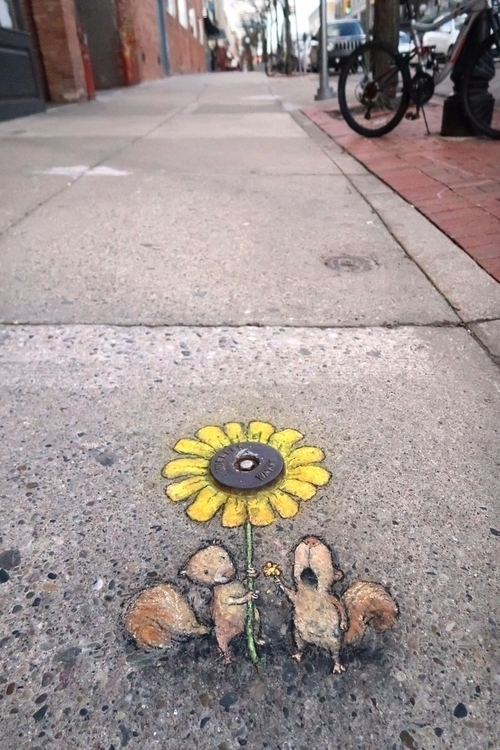 Sadie takes flower power level - davidzinn | ello