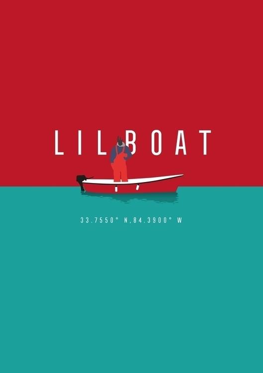 Lil Yachty - Boat. illustration - federicogastaldi | ello