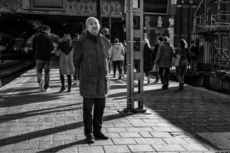 People Amsterdam - streetphotography - arnevanoosterom | ello