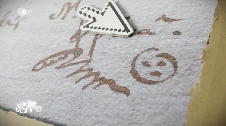 Marmeladenoma und das älteste E - elrep   ello