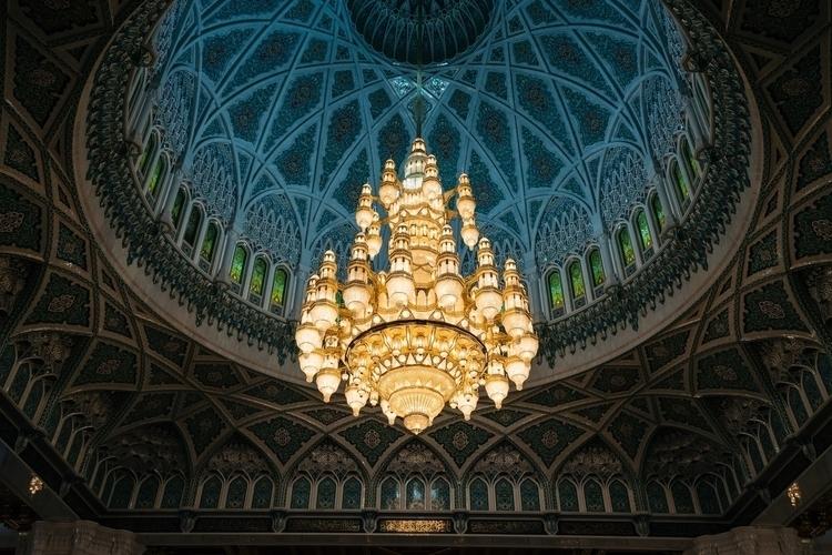 Sultan Qaboos Grand Mosque, Mus - dirkmoeller | ello
