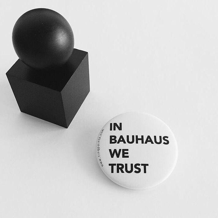 Heydavid - BAUHAUS, TRUST - bauhaus-movement | ello