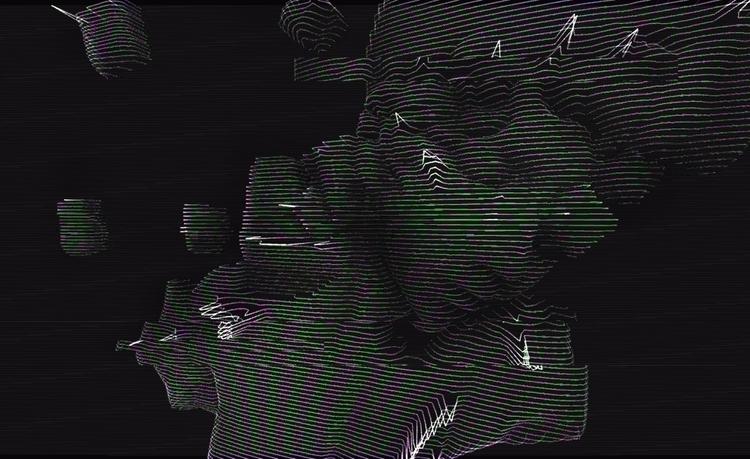 Afternoon Experiment - elloart, abstract - cblackmoore | ello