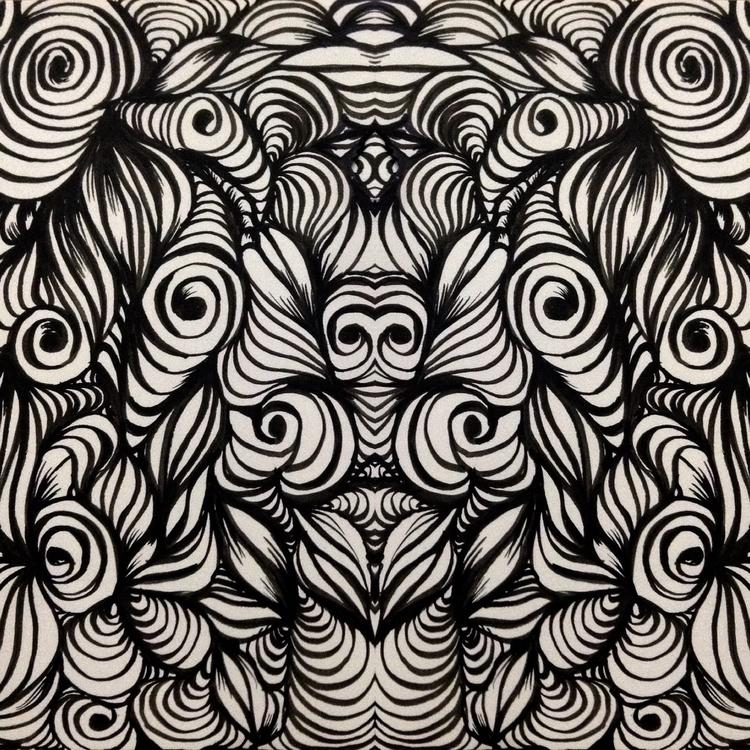draft woodcut - gey9 | ello