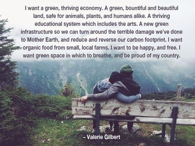 Author Valerie inspiring messag - visionforamerica | ello