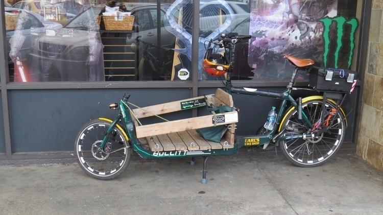 Custom cargo bike Keepers toys - dave63 | ello