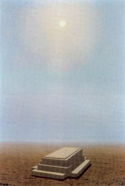 Rene Magritte - (1938 - design, painting - modernism_is_crap | ello