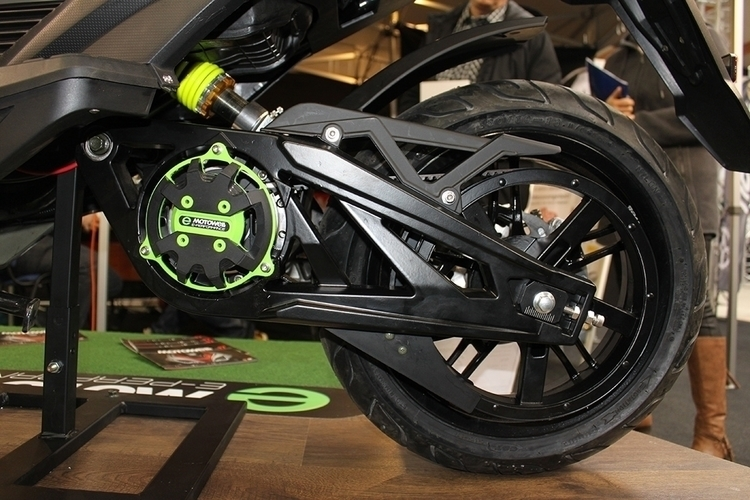 Motowell electric scooter - racing-planet | ello