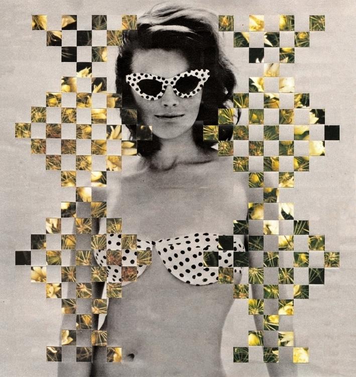 - 23,5x25 cm Paper weaving / Pa - claire_martine_ | ello
