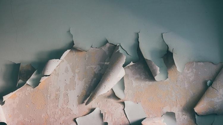 peeling  - wall, texture - efe12 | ello