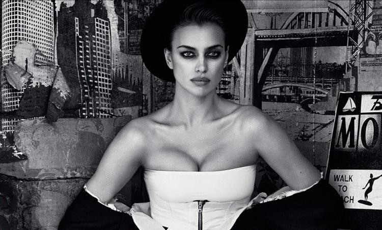 bela Irina Shayak em inspirados - mariaelisacruzlima | ello
