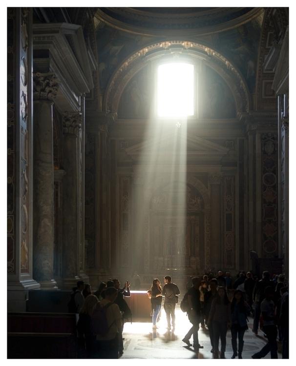 St. Basilica, Rome - photography - lars_fotograf | ello