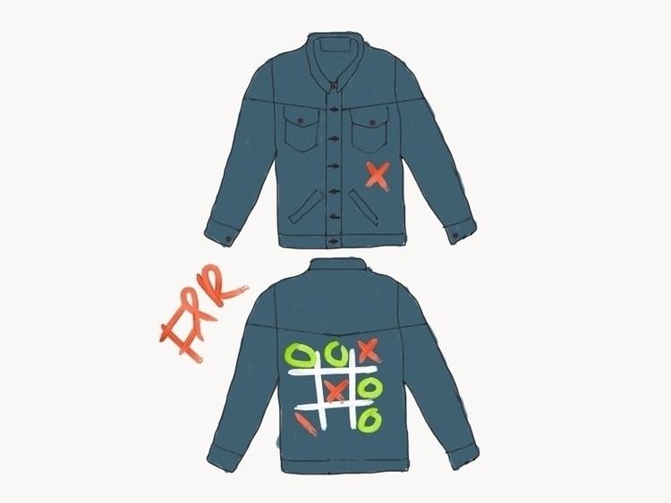 Denim Jacket - design, creative - friasjournal | ello