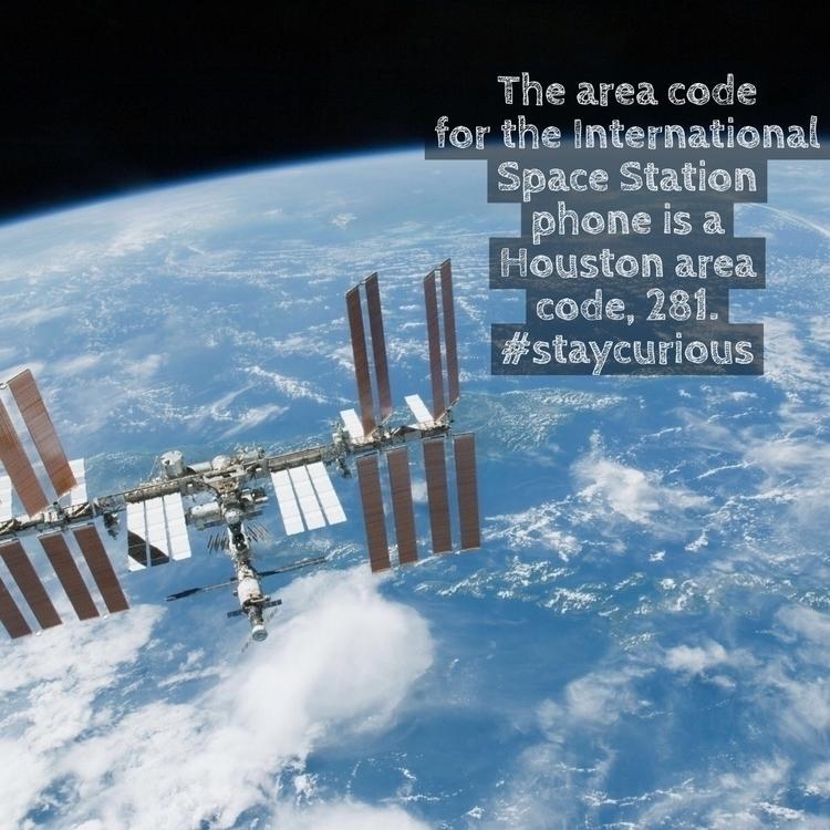 area code International Space S - curionic   ello