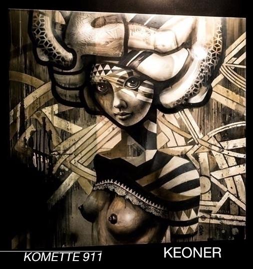 Meet Komette 911 ... awesome pa - velvetandpurple | ello