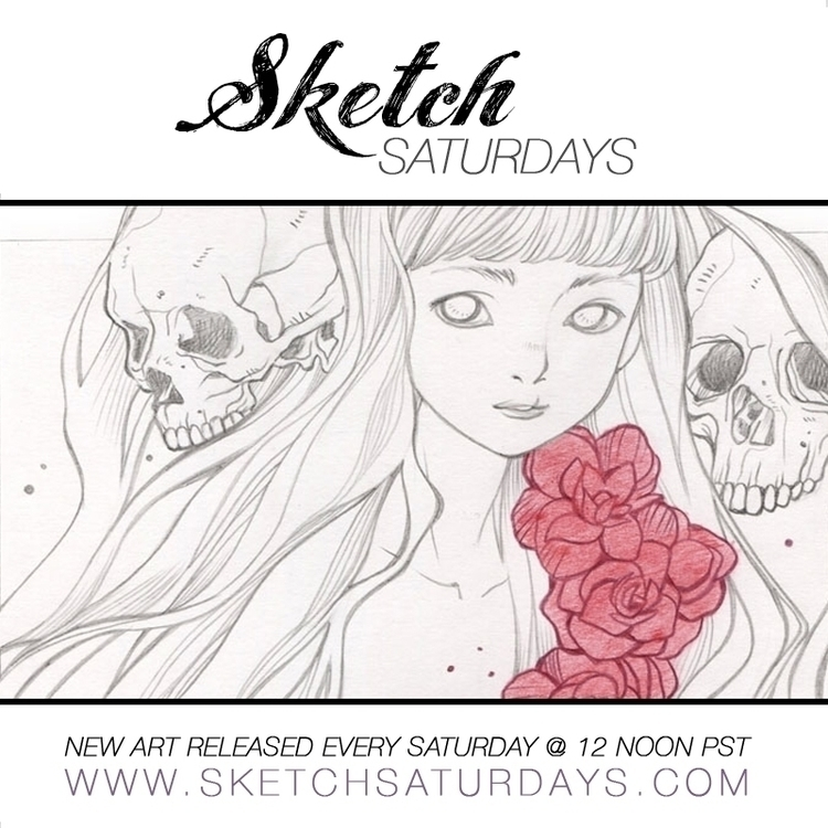 Sketch Saturdays Launches 15 Mi - alexiera | ello