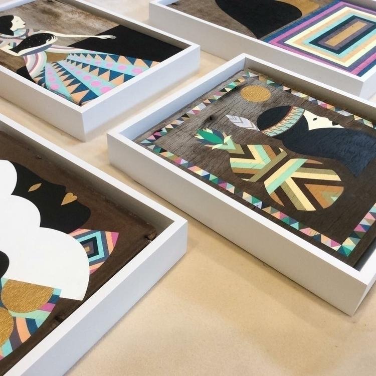 Friends collectors, putting cur - adrianlandonbrooks | ello