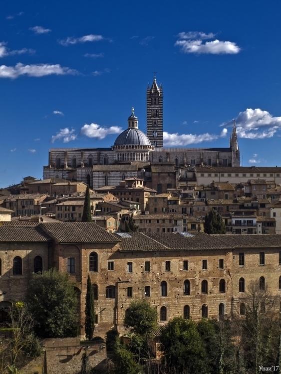 di desde la - Duomo, Siena, Fortezza - beasko | ello