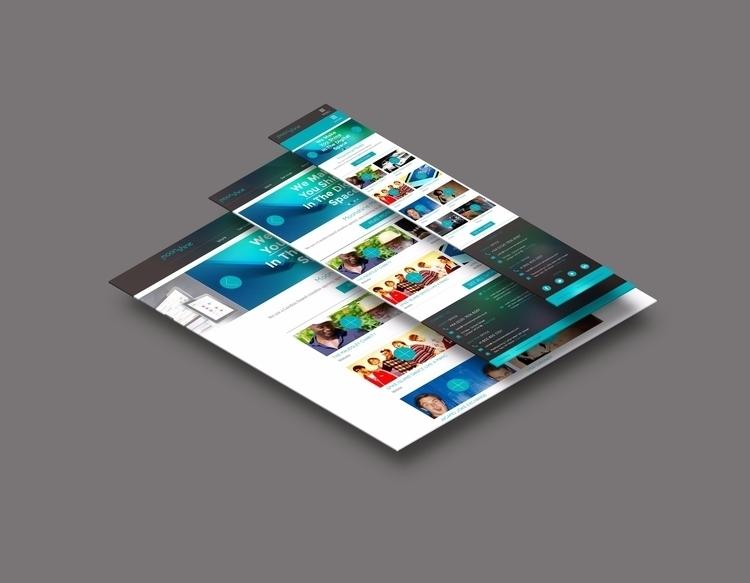 Digital agency responsive websi - jamesenjoyrelax | ello