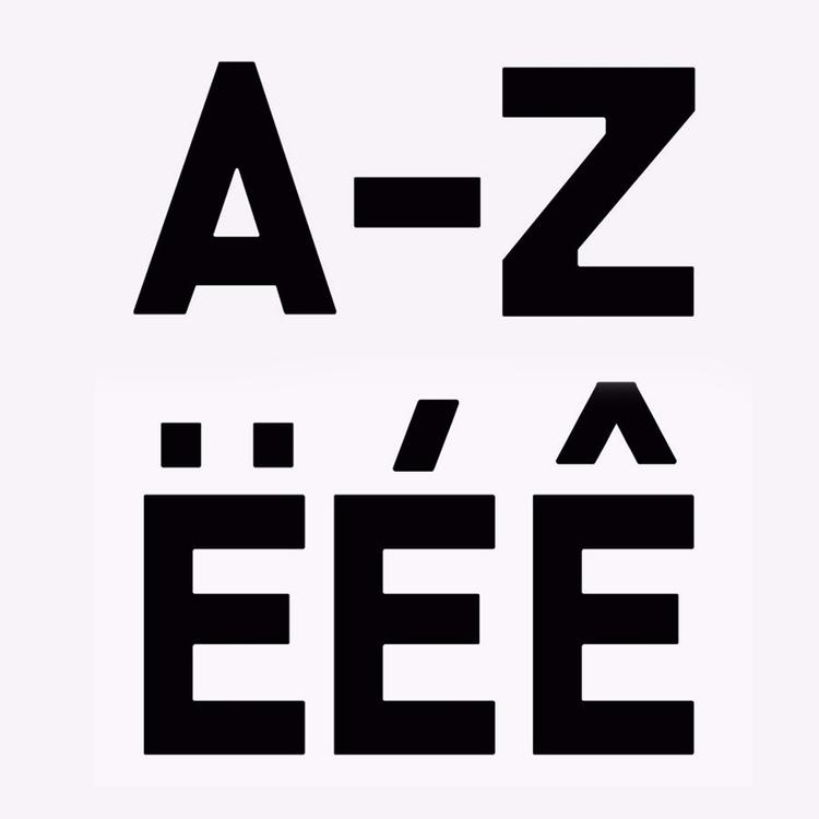 Batavier, font designed Francis - yarzatwins   ello