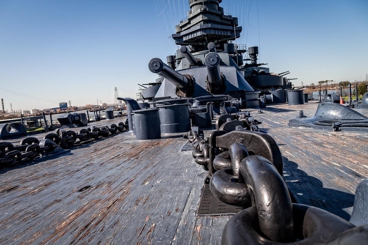 Big Guns main guns, fire 1,400  - mattgharvey | ello