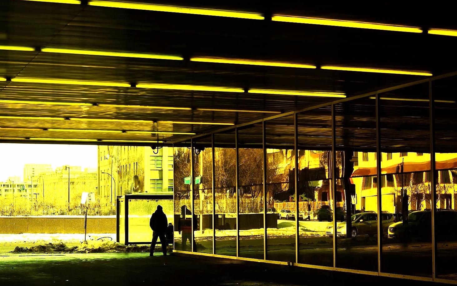Green window - street, streetphotography - maximemartin | ello