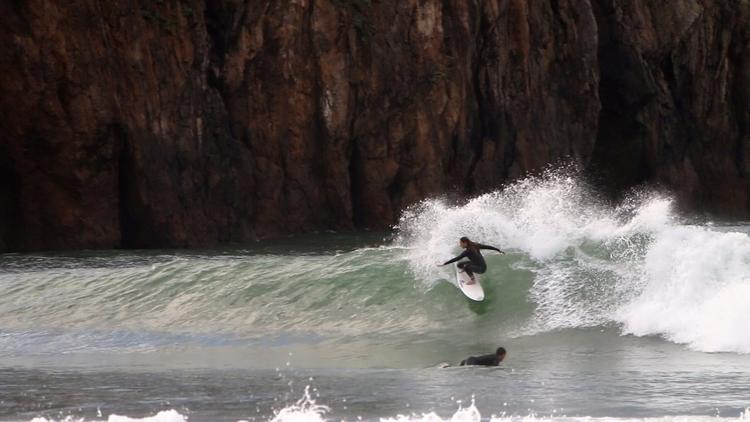 Lucía empowering - womens, surfing - eva-artime | ello