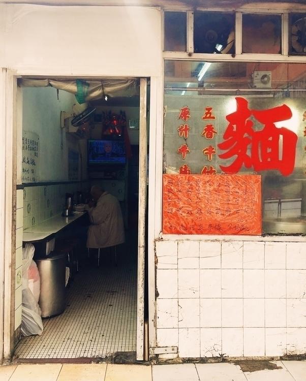 Hong Kong noodle shop - hongkong - bubi | ello