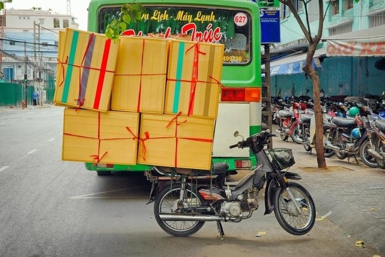 forget force gravity - Saigon, Vietnam - christofkessemeier | ello