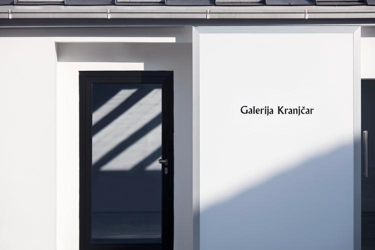 Visual identity Galerija Kranjc - bunchdesign | ello