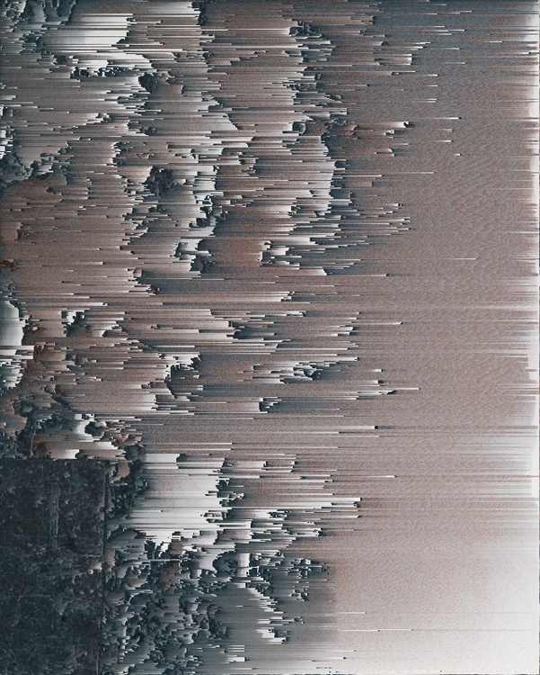 unknown - glitch, digital, pixelsort - gaalo | ello