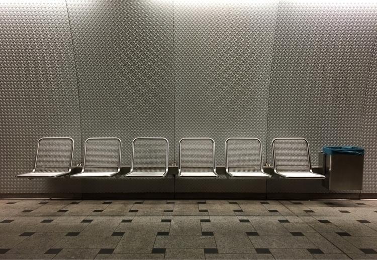 seat - Trudering, Bahnhof - rowiro | ello