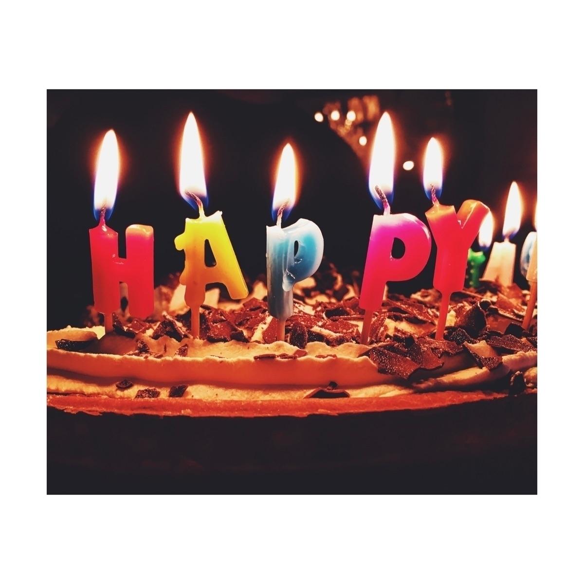 HAPPY!! * **  - happy, birthday - olivia_m | ello