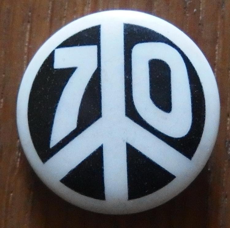 Vintage Ban Bomb badges - head-gardener   ello