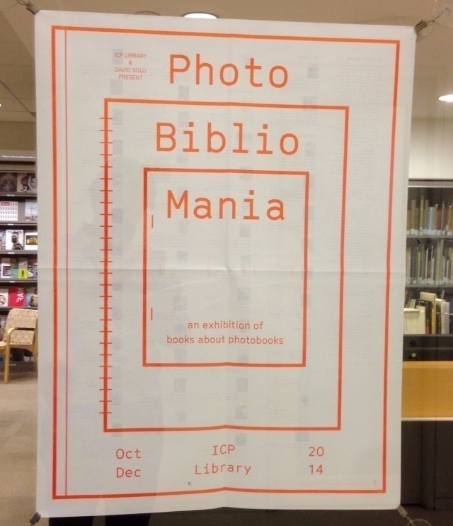 PhotoBiblioMania exhibition boo - bintphotobooks | ello