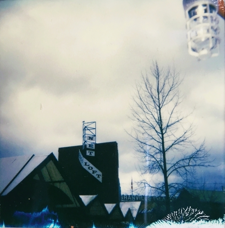 Granville Island - polaroid, ellopolaroid - jkalamarz | ello