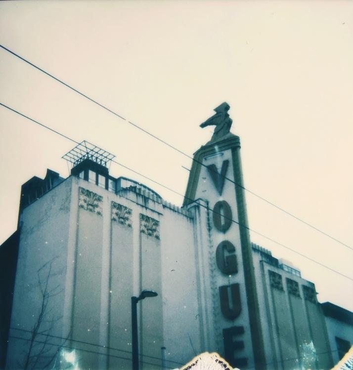 Vogue Theater Kalamarz - polaroid - jkalamarz | ello