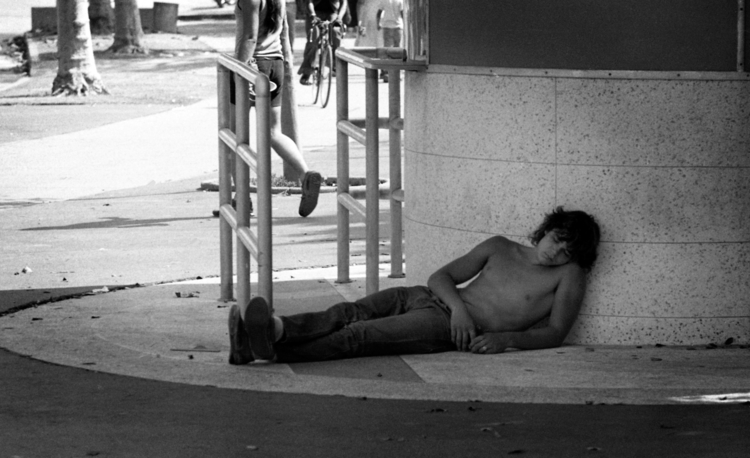 California Beach Resting. 1974 - hughholland | ello