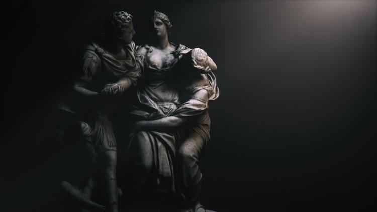 515 - Dolet Arria Pætus Louvre  - johnrlee | ello