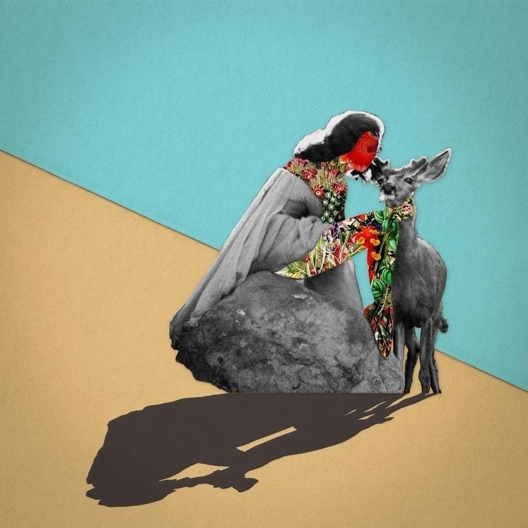 La pareja Collage 43 20 collage - santasombra | ello