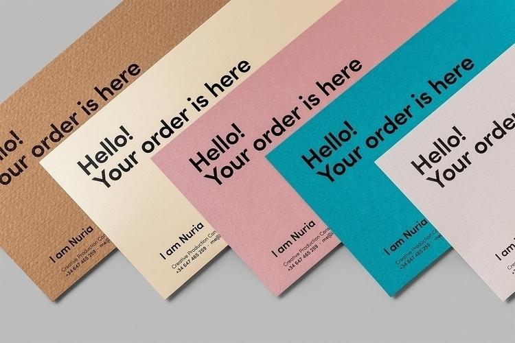 Brand identity creative product - northeast | ello