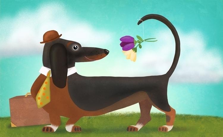 Stop Smell Flowers caught lives - littlebunnysunshine | ello