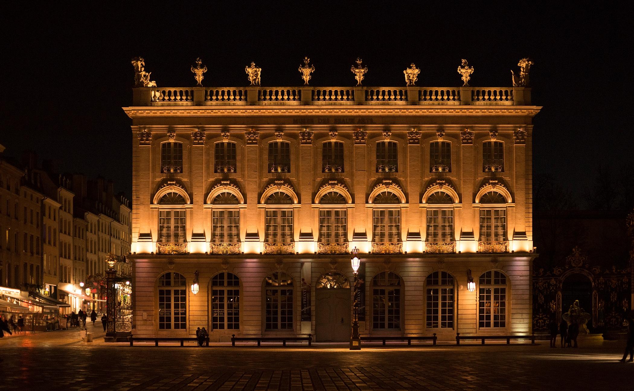 Place Stanislas Nancy - La faça - gclavet | ello