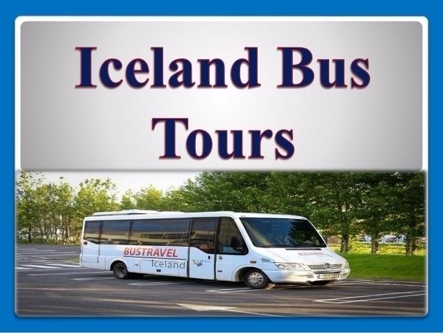 special glacier vehicles Husafe - bustravel | ello