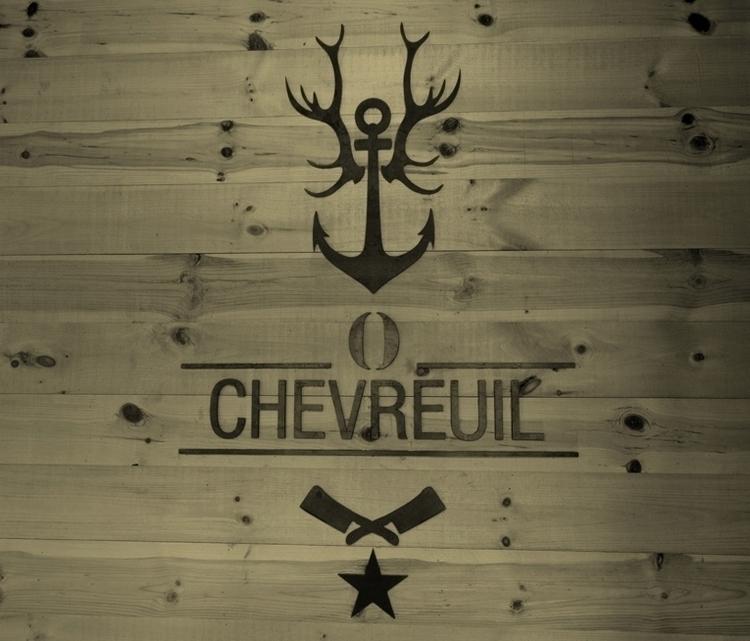Chevreuil — Identity / Design  - fjopus7 | ello