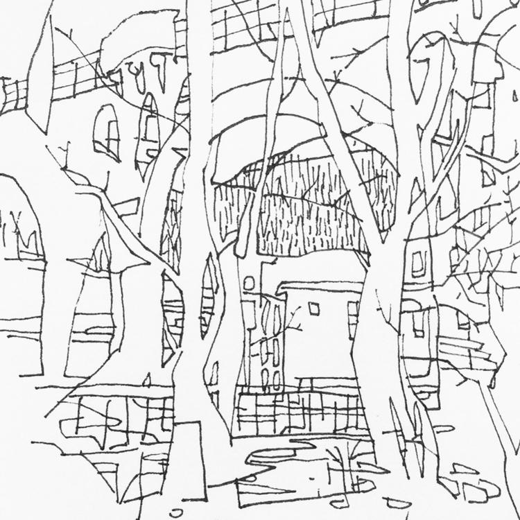 Viaduct Kowary. Drawn spot - kowary - doriandenes | ello