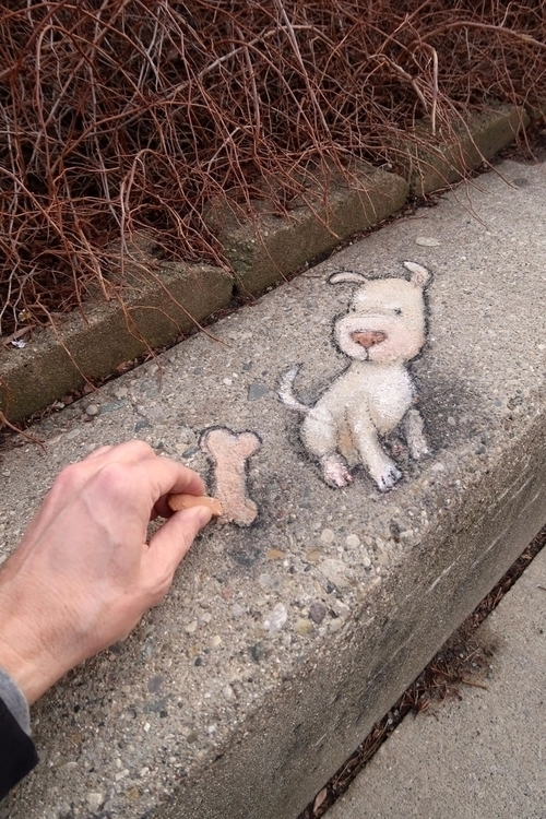 Hungry Fritz shake feeling draw - davidzinn | ello